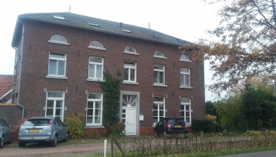 Woonkamer pand